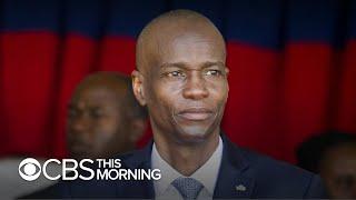 Haiti president Jovenel Moïse assassinated overnight at his private residence