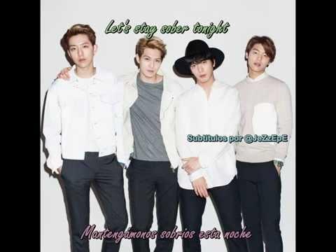 CNBLUE - Stay Sober [lyrics + Sub Esp]