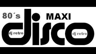 MAXI DISCO 80´S - Marcel De Van & Dj Retro A H G