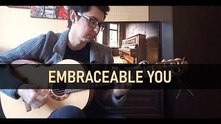 🎷 Embraceable You - Clive Carroll arr. | guitar Doff 011c