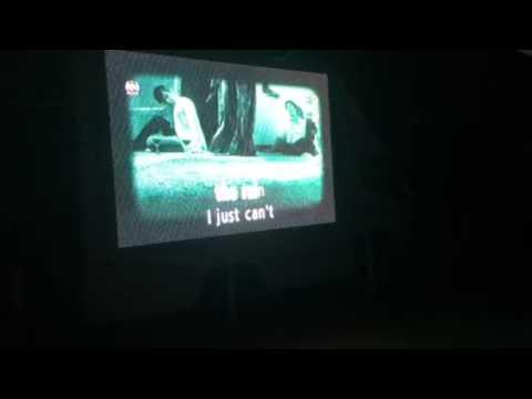 LED track karaoke