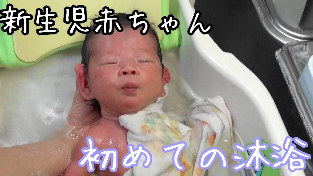 新生児 脱皮