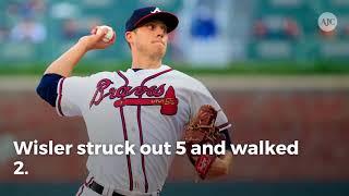 How the Braves' Matt Wisler fared Friday night