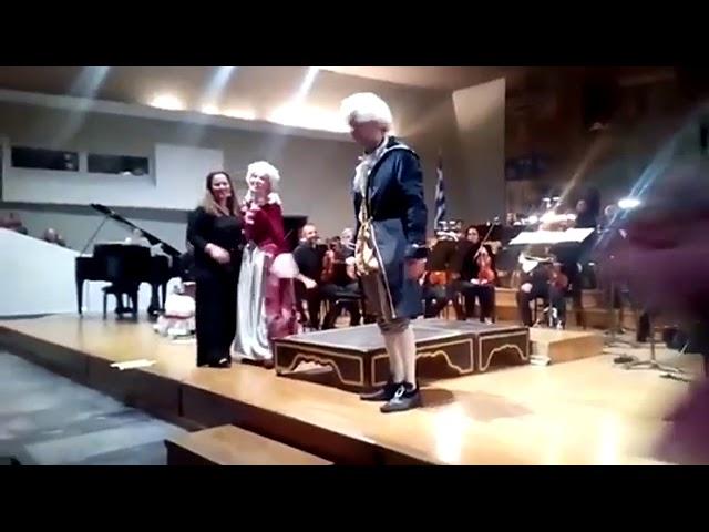 Εγώ ο Μότσαρτ - Κρατική Ορχήστρα Θεσσαλονίκης - Χειροκρότημα stellasview.gr