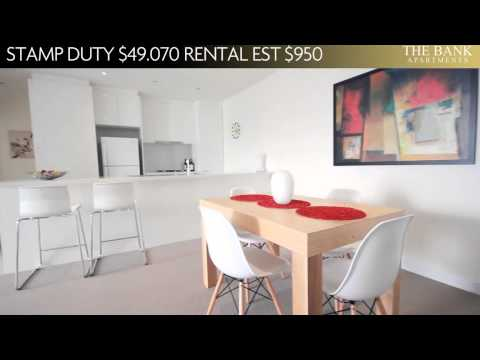Salvo Property Group - Apartment 3804 - The Bank Apartments