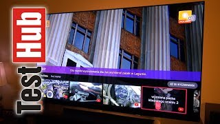 LG OLED 2018 telewizor z którym porozmawiasz