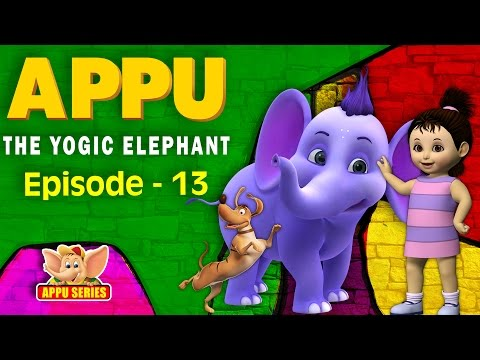 Episode 13: The Invincible Hero (Appu - The Yogic Elephant)