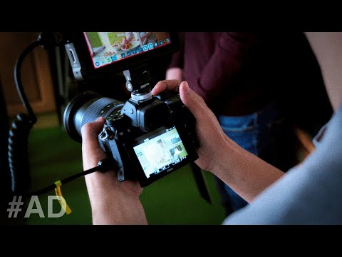 Filmmaking with Nothing But a Camera
