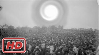 30,000 Witness Sun Become UFO - NEW HD