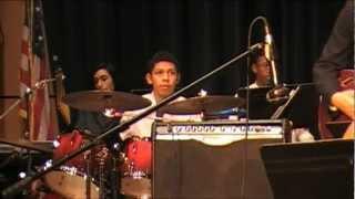 "Adamson High School Jazz Band 2009  ""Twice is Nice"""