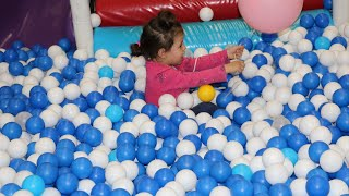 Playground Fun Play Place for Kids play centre ball playground with balls play ...| المرح العائلي |
