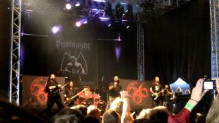 onslaught - let there be death (live @ wacken 2011)