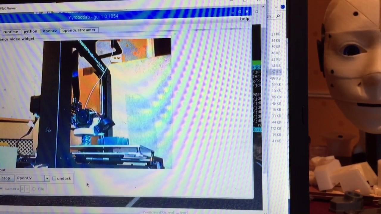raspberry pi 3 myrobotlab opencv 3 1 0 usb webcams youtube. Black Bedroom Furniture Sets. Home Design Ideas