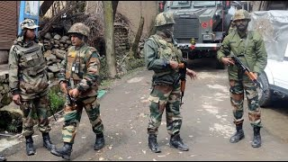 Search Operations Underway In Baramulla