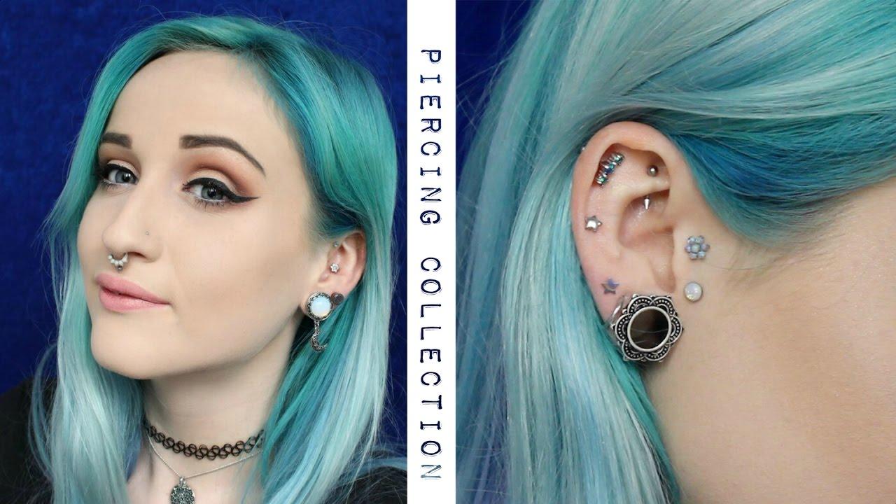 Plug piercing