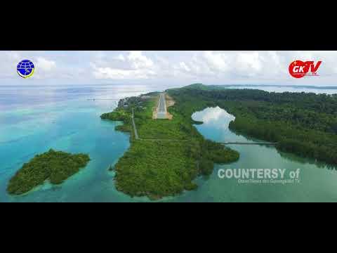 Bandara Maratua Tingkatkan Potensi Wisata Bahari Di Pulau Maratua Kalimantan Timur - TV Gunungkidul