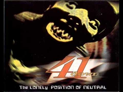 41 Down (Trust Company) - The Lonely Position Of Neutral (Drop To Zero)
