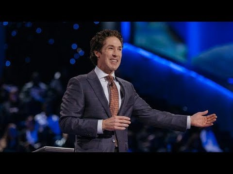 Healed Through Humility - Joel Osteen