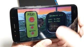 Homtom HT50 полный честный обзор с тестми спутников камеры видео фото GPS модуля