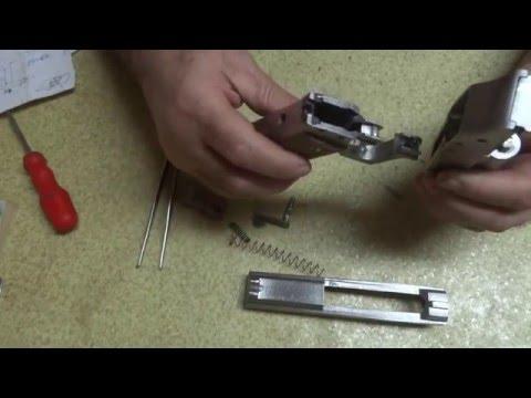 Изготовление  зажигалки-пистолета ( ЖМблин-2 ).