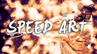 Bryce Harper Speed Art (EDIT) 5