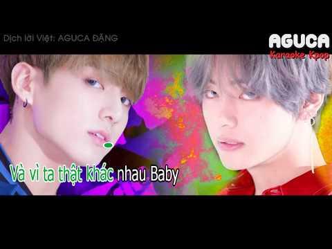[Karaoke Việt + Audio] DNA - BTS