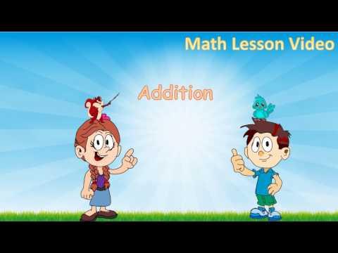 Grade 1(Primary 1) - Math - Addition