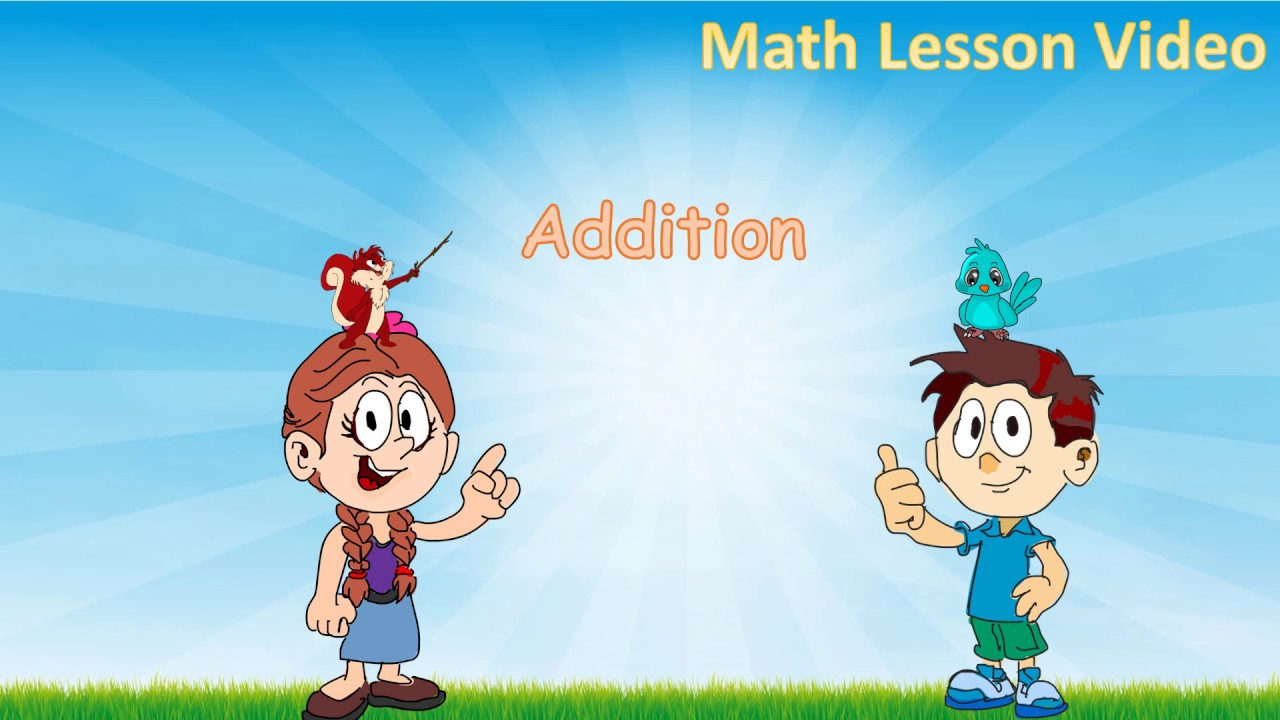 Grade 1(Primary 1) - Math - Addition - YouTube