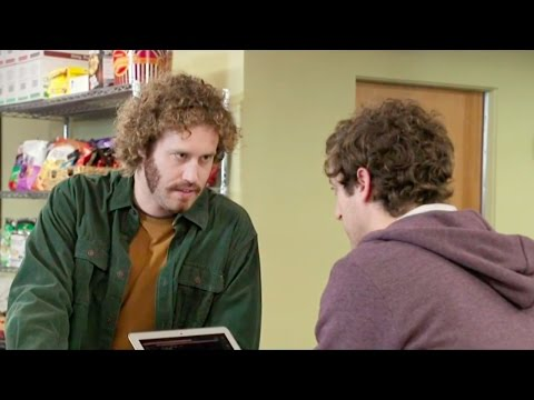 Exclusive deleted clips from HBO's Silicon Valley