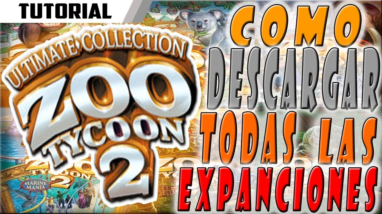 Ultimate Collection Jpg: Descargar Zoo Tycoon 2 Ultimate Collection