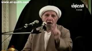 قصة استشهاد العباس بن علي في كربلاء ::الشيخ أحمد الوائلي