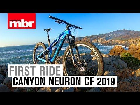 Canyon Neuron CF 2019 | First Ride | Mountain Bike Rider