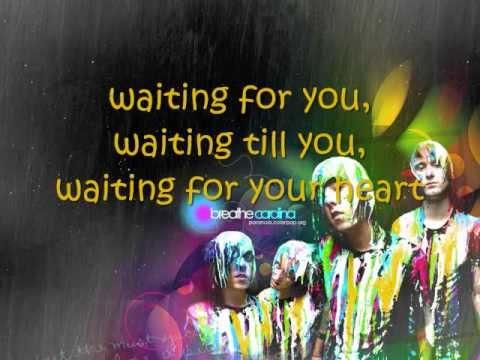 Breathe Carolina - Waiting (lyrics)