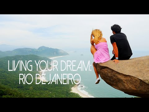 Living Your Dream: Rio De Janeiro – HOOKED UP with Kylie Flavell – Episode 8