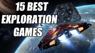 15 Best Exploration Games That Let You Discover Amazing Worlds