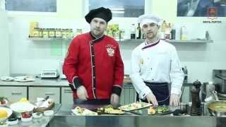 Поварская форма E-chef / Рецепт романтического ужина от шеф повара Александра Растунина  Часть 2(, 2015-06-08T23:48:02.000Z)