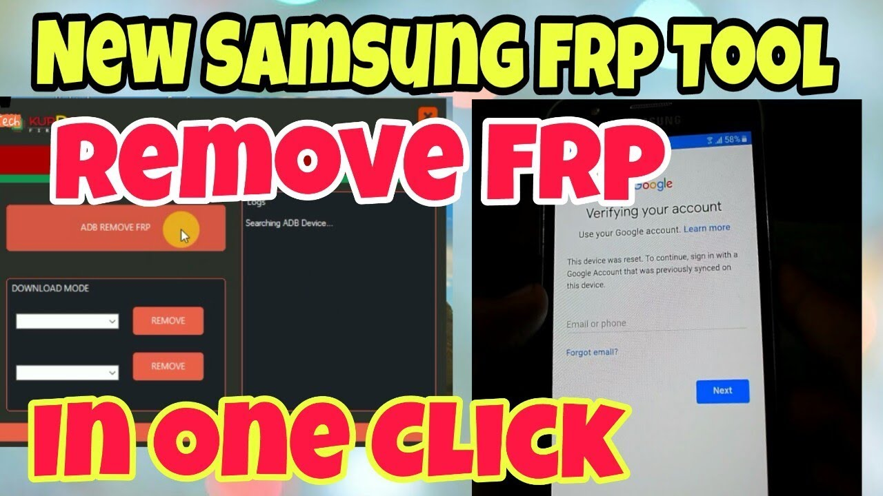 How to Remove Samsung Frp in Dream tool by sahil tech