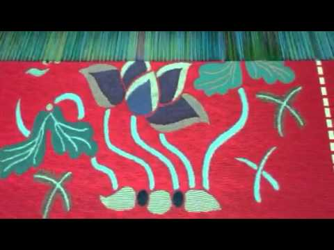 Industrial Weaving Tapestry Textile