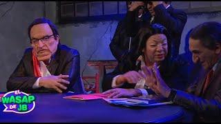 Así fue la reunión ultra secreta de la señora K con Martín Vizcacha | El Wasap de JB