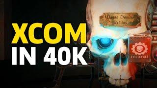 Warhammer 40000: Mechanicus Brings XCOM To 40K