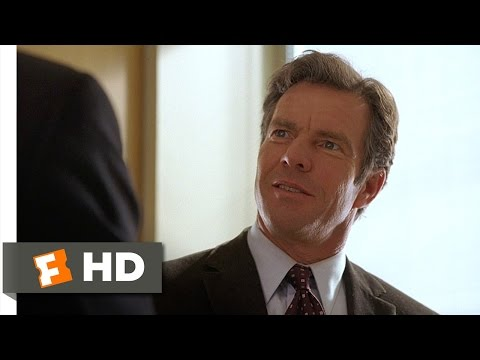In Good Company (2/10) Movie CLIP - You're My New Boss (2004) HD
