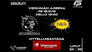 SB Heinola Original Live-stream