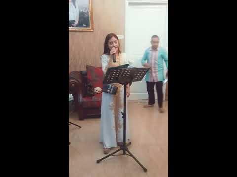 Prilly Latuconsina : Lagu Pelauw (Ambon), Lebaran Ied 6/7/2016