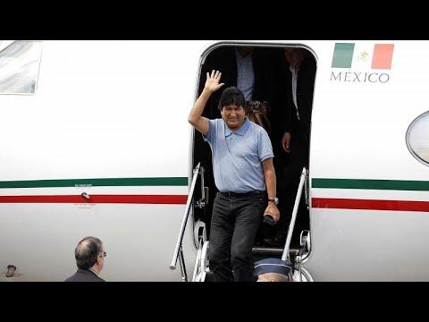 موراليس يصل إلى المكسيك بعد حصوله على لجوء سياسي وبوليفيا تبحث عن رئيس جديد…  - نشر قبل 8 ساعة