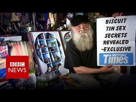 Biscuit tin sex secrets revealed - BBC News
