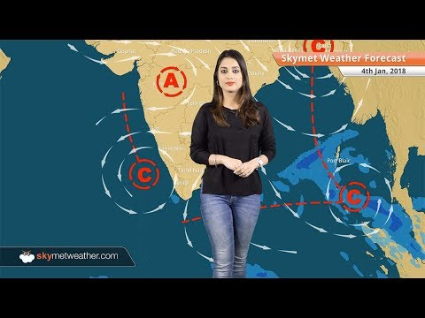 Weather Forecast Jan 4: Winter intensifies in Northwest and Central India, Fog in Punjab, Haryana