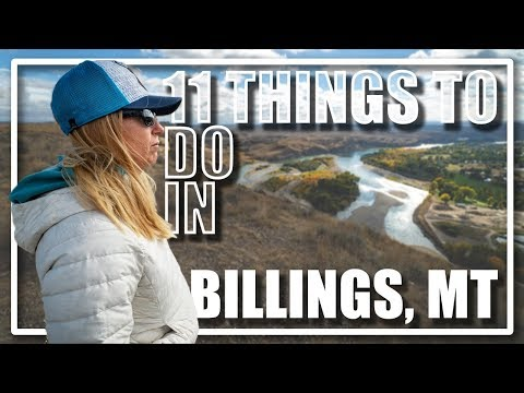 11 Things to do in Billings Montana - YouTube