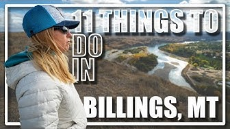 11 Things to do in Billings Montana