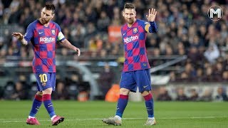 When Lionel Messi Showed Who Is The Boss - HD