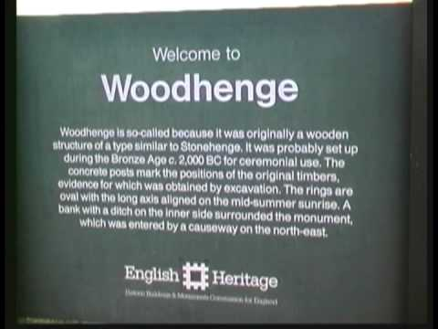 Cahokia Mounds Wood Henge Stone Henge